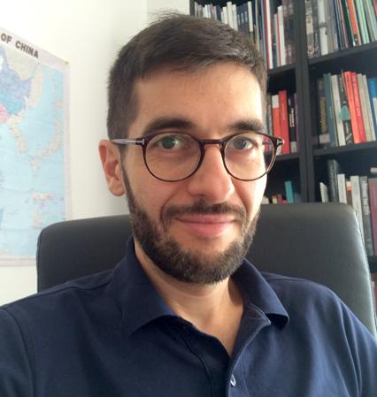 Giulio VERDINI (United Kingdom)