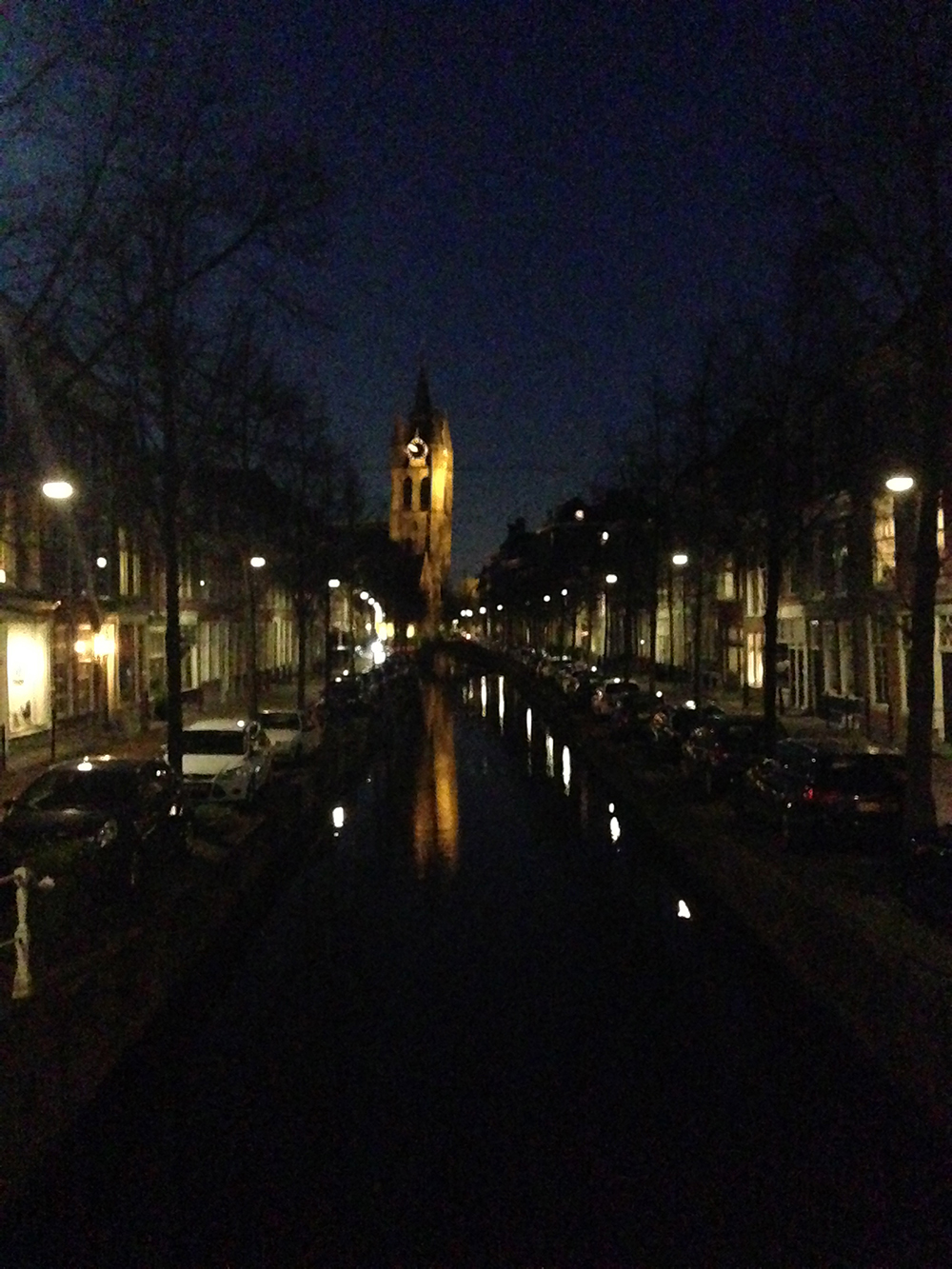 Delft-night – 1