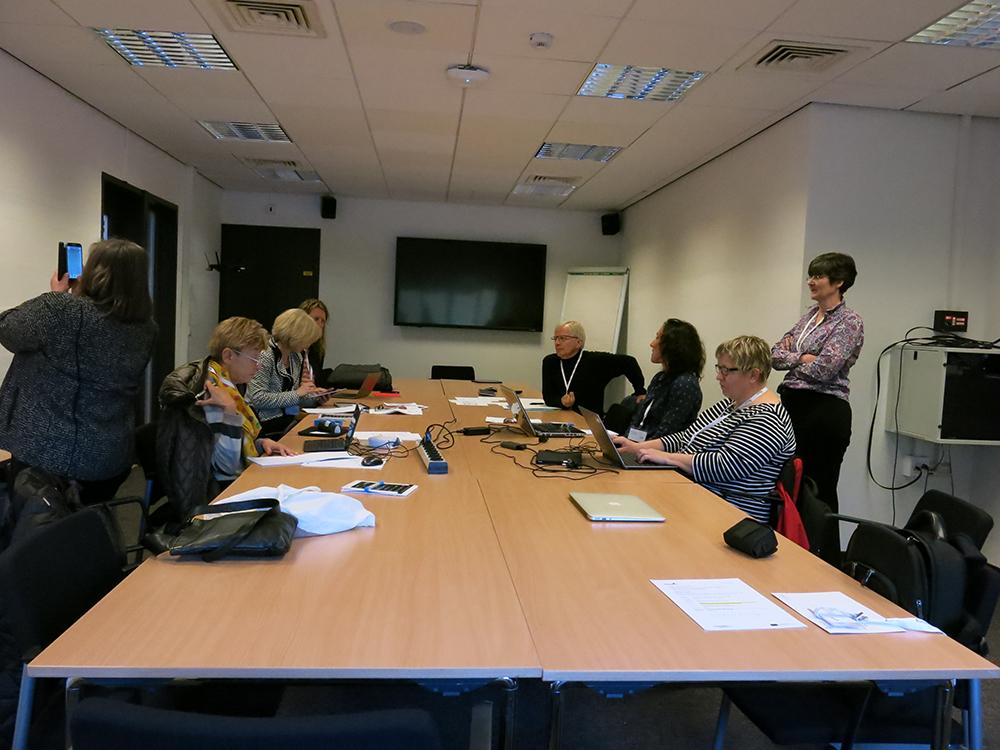 WG1 Meeting – 1