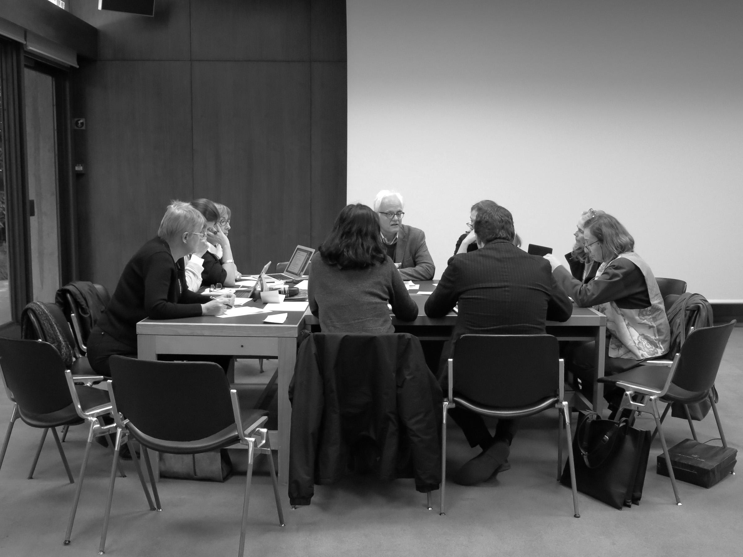 EU Special Session -world Cafe'2