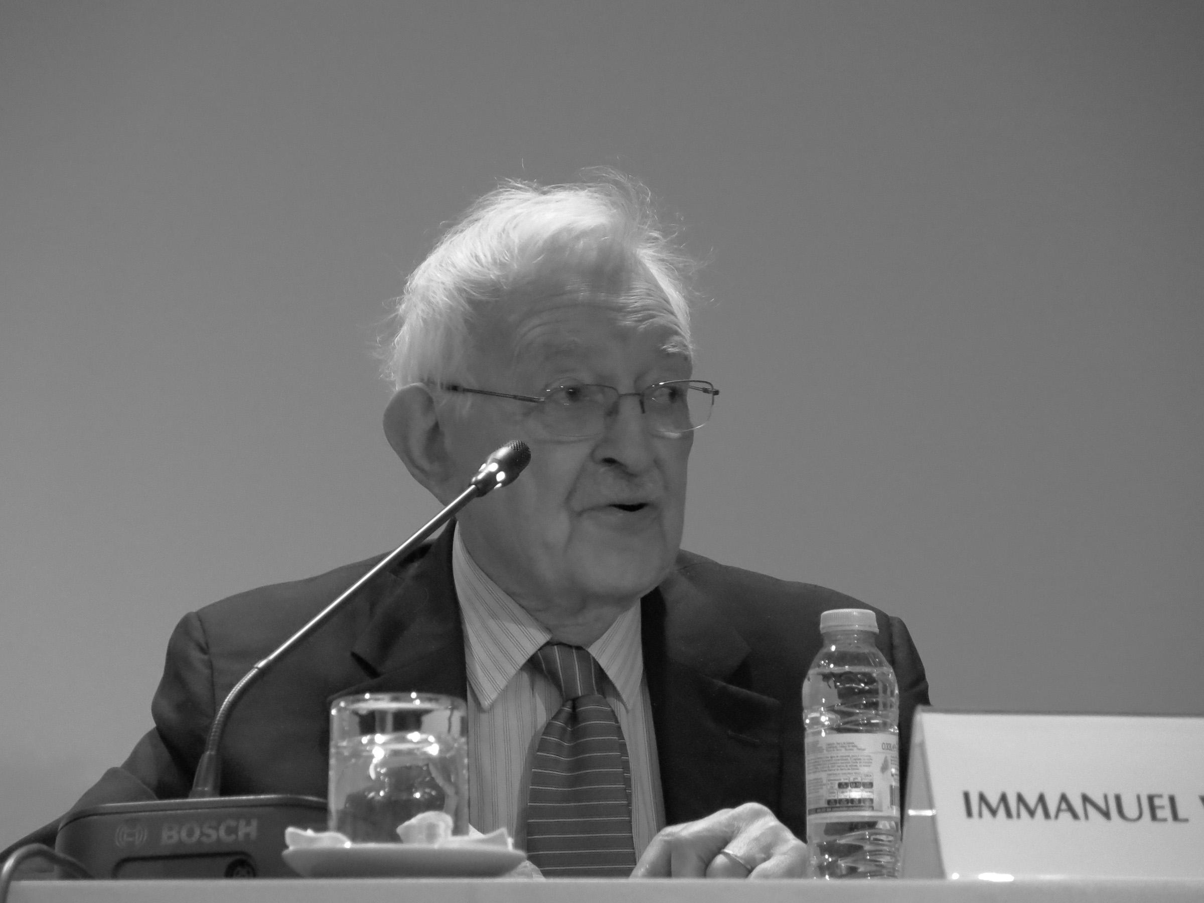 Immanuel Wallerstein 1