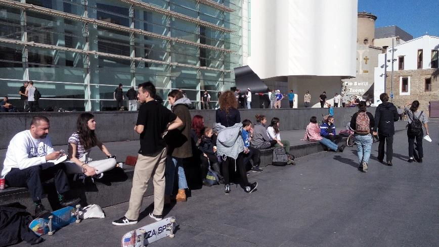 Barcelona Training School – On Inter And Transdisciplinary Urban Research