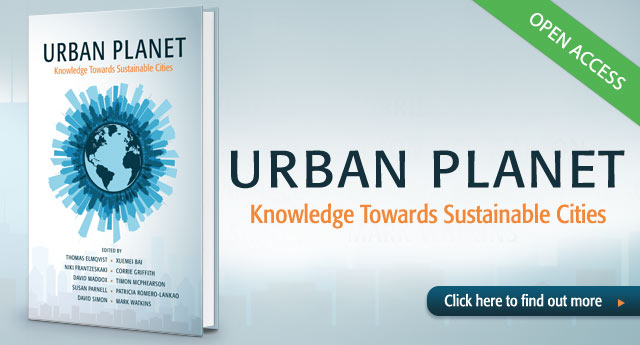 New Open Access Book: Urban Planet