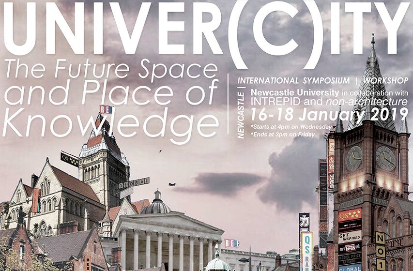 Newcastle: School-on Space And Place For The Practice Of Inter And Transdisciplinarity Within Universities