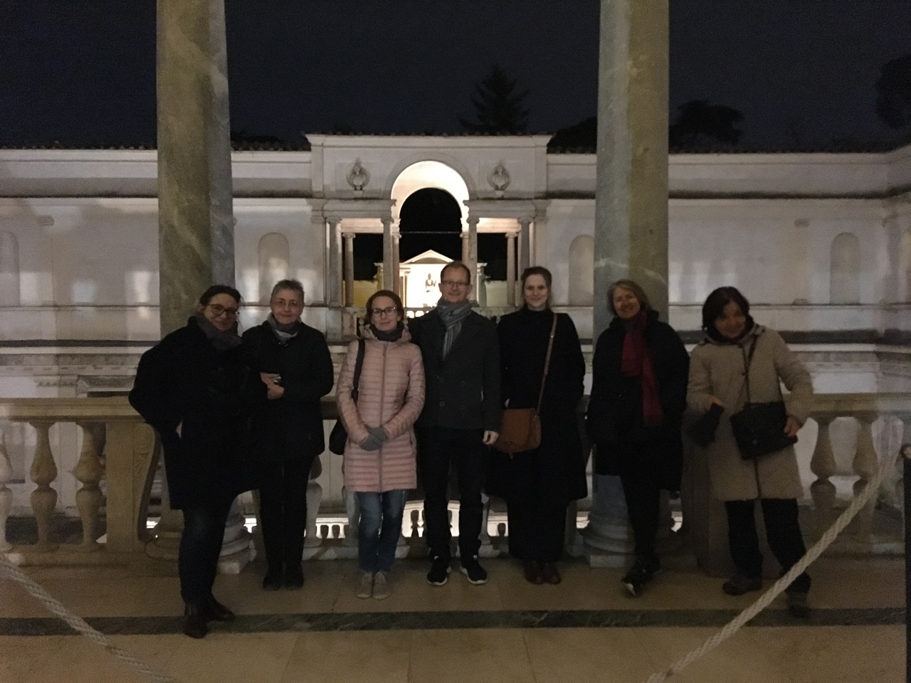 WG3 Rome March 2018